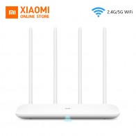 2484.19 руб. |Оригинальный Xiao mi Wi Fi роутер 4 WiFi ретранслятор 2,4G 5 GHz 128 MB DDR3 1200 двухдиапазонный двухъядерный 880 MHz приложение управление беспроводной маршрутизатор-in Беспроводные маршрутизаторы from Компьютер и офис on Aliexpress.com | Alibaba Group