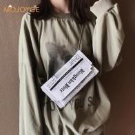 321.6руб. 26% СКИДКА|Женская дизайнерская сумка мессенджер с принтом в виде газет, Повседневная Сумка конверт с клапаном, дневной клатч, кошелек на цепочке, сумка на плечо, сумка из искусственной кожи-in Сумки с ручками from Багаж и сумки on AliExpress - 11.11_Double 11_Singles