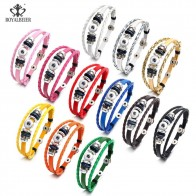 US $1.28 |ROYALBEIER 1pcs Snap Button Bracelet Leather Bracelet 12mm Snap Buttons Retro Handmade Braided Leather Cuff Bangles Jewelry-in Charm Bracelets from Jewelry & Accessories on Aliexpress.com | Alibaba Group