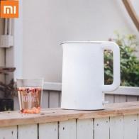 2027.48 руб. 20% СКИДКА|Оригинальный Xiaomi Mijia 1.5L чайник для воды ручной мгновенный нагрев Электрический чайник для воды автоматическая защита от взлета проводной чайник купить на AliExpress