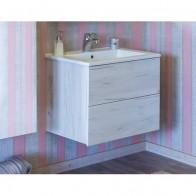 Купить Тумба ЧИКАГО 65 Sanflor под раковину Оскар 65 в Ульяновске - Подвесная тумба для ванной