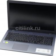 Купить Ноутбук ASUS VivoBook X542UF-DM337, 90NB0IJ2-M04720,  темно-серый в интернет-магазине СИТИЛИНК, цена на Ноутбук ASUS VivoBook X542UF-DM337, 90NB0IJ2-M04720,  темно-серый (1061762) - Москва