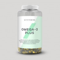 Omega-3 Plus Softgels - Vitamins and Supplements