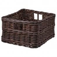 ГАББИГ Корзина - темно-коричневый - IKEA