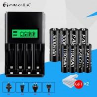 1110.99 руб. 10% СКИДКА|Пало Смарт зарядное устройство быстрый ЖК дисплей батарея зарядное устройство для AA AAA NIMH NICD зарядная батарея + 4 шт. AA батареи 4 шт. AAA батареи-in Подзаряжаемые батареи from Бытовая электроника on Aliexpress.com | Alibaba Group
