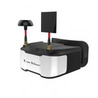 Eachine VR D3 FPV Защитные очки 3 дюймов 5.8G 40CH Разнообразный объектив Расстояние Регулируемое Видеорегистратор Построено в Батарея