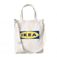 434.13руб. 45% СКИДКА|Новые модные женские сумки с буквенным принтом, тканевая сумка тоут, хлопок, для покупок, путешествий, для женщин, эко, многоразовые сумки через плечо, сумки для покупок b-in Хозяйственные сумки from Багаж и сумки on AliExpress