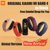 2012.95 руб. |Xiaomi mi Band 4 оригинал 2019 новейшая музыка Смарт mi band 4 Браслет Пульс фитнес 135 мАч цветной экран Bluetooth 5,0-in Смарт-браслеты from Бытовая электроника on Aliexpress.com | Alibaba Group