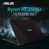 44754.39руб. 20% СКИДКА|Игровой ноутбук asus YX570ZD (AMD Ryzen 5 2500U/GTX1050/8GB ram/180G SSD + 1T HDD/15,6