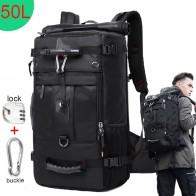 1906.79 руб. 46% СКИДКА|KAKA 50L водонепроницаемый рюкзак для путешествий для мужчин и женщин многофункциональный 17,3 рюкзаки для ноутбука Мужская сумка для багажа mochilas лучшее качество-in Рюкзаки from Багаж и сумки on Aliexpress.com | Alibaba Group