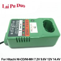 1201.45 руб. |Для Электрическая дрель charger/Ni MH зарядное устройство для Hitachi DC1414 7,2 V 9,6 V 12 V 14,4 V общее зарядное устройство-in Зарядники from Бытовая электроника on Aliexpress.com | Alibaba Group
