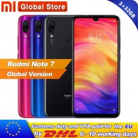 US $150.49 |Global Version Xiaomi Redmi Note 7 3GB 32GB Smartphone Snapdragon 660 Octa Core 4000mAh 6.3