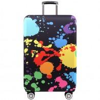 353.04 руб. 39% СКИДКА|TRIPNUO Толстый синий городской багажный чехол, Дорожный чемодан, защитный чехол для багажника, чехол для чемодана 19