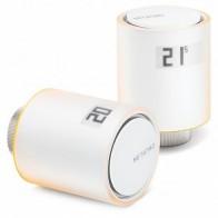 Умные радиаторные клапаны Netatmo Smart Radiator 2шт — купить в интернет-магазине OZON с быстрой доставкой