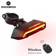 2333.88 руб. 33% СКИДКА|ROCKBROS велосипедный фонарь USB Перезаряжаемый стоп сигнал светодиодный Предупреждение ющий задний фонарь Велоспорт умный беспроводной пульт дистанционного управления сигнал поворота-in Велосипедная фара from Спорт и развлечения on Aliexpress.com | Alibaba Group