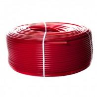 Купить Сшитый полиэтилен  PE-Xa/EVOH, 16x2мм, красный (200м) Stout в Ульяновске - Трубы из сшитого полиэтилена