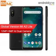 10912.69 руб. |Имеются на складе! Глобальная версия Xiaomi Mi A2 Lite 4 Гб 64 Гб мобильный телефон 5,84