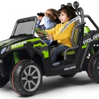 Детский электромобиль Peg Perego Polaris Ranger RZR Green Shadow OD0534 - Детские электромобили