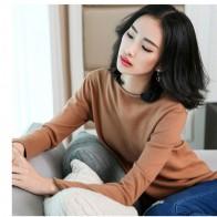 1115.01 руб. 68% СКИДКА|Женские свитер кашемир трикотажный пуловеры новый бренд с круглым вырезом юбки женские модные топы Трикотаж стандартная одежда-in Пуловеры from Женская одежда on Aliexpress.com | Alibaba Group