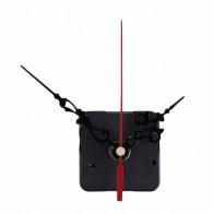 54.93 руб. 6% СКИДКА|1 компл. бесшумные настенные часы кварцевый механизм черный красный DIY настенные часы кварцевые часы час/минуту ручной часы механизм-in Детали и аксессуары для часов from Дом и сад on Aliexpress.com | Alibaba Group