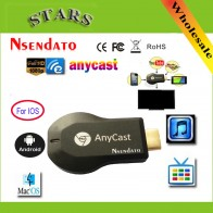US $12.09 38% OFF|128M Anycast m2 ezcast Miracast Any Cast Wireless DLNA AirPlay Mirror HDMI TV Stick Wifi Display Dongle Receiver for IOS Android-in TV Stick from Consumer Electronics on Aliexpress.com | Alibaba Group
