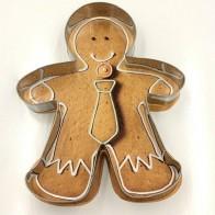 32.04 руб. 41% СКИДКА|Алюминиевый сплав пряник Для мужчин в форме праздник печенье плесень Кухня торт украшая инструменты 1 шт. формочка для рождественского печенья инструменты купить на AliExpress