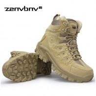 1847.94 руб. 23% СКИДКА|Зима/Осень Для мужчин Высококачественная брендовая одежда кожаные ботинки в Военном Стиле спецназа Тактический пустынный армейские лодки Уличная обувь; зимние сапоги on Aliexpress.com | Alibaba Group