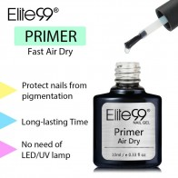 US $1.79 49% OFF|Elite99 10ml Long Lasting Fast Air Dry Primer UV LED Gel Base Primer No Need Of UV/LED Lamp Soak Off Gel Nail Polish Art Design-in Nail Gel from Beauty & Health on Aliexpress.com | Alibaba Group