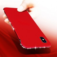 US $1.59 |Luxury Phone Case on for iphone XS XR XS MAX Bling Diamond Soft Silicone TPU Cover for iphone X 5 5S SE 6 6s Plus 7 8 Plus Case-in Fitted Cases from Cellphones & Telecommunications on Aliexpress.com | Alibaba Group