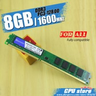 US $21.49 |New 8GB DDR3 PC3 12800 1600MHz For Desktop PC DIMM Memory RAM 240 pins (For intel amd) Fully compatible System High Compatible-in RAMs from Computer & Office on Aliexpress.com | Alibaba Group