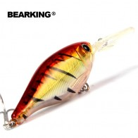 US $5.09 24% OFF|Retail 2017 good fishing lures minnow,shad quality professional hard baits 8cm/14g,bearking HOT MODEL penceilbait crankbait-in Fishing Lures from Sports & Entertainment on Aliexpress.com | Alibaba Group
