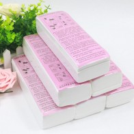 € 1.72 |100 piezas de tiras de depilación de cera de tela no tejida para depilación de cera la depilación caliente on Aliexpress.com | Alibaba Group