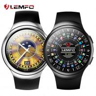 7066.72 руб. |LEMFO LES2 умные часы Поддержка Wifi gps Android умные часы телефон 1 ГБ + 16 ГБ пульсометр Метеостанция Smartwatch-in Смарт-часы from Бытовая электроника on Aliexpress.com | Alibaba Group