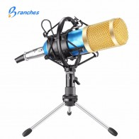 US $13.83 43% OFF|BM800 Mikrofon Condenser Sound Recording BM 800 Microphone With Shock Mount For Radio Braodcasting Singing Recording KTV Karaoke-in Microphones from Consumer Electronics on Aliexpress.com | Alibaba Group