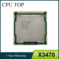 US $19.99 |intel Xeon X3470 Processor 8M Cache 2.93 GHz SLBJH LGA1156 CPU equal i7 870 working 100%-in CPUs from Computer & Office on Aliexpress.com | Alibaba Group