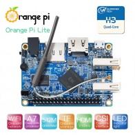 817.81 руб. |Оранжевый Pi Lite 512 МБ DDR3 с 4 ядра 1,2 ГГц антенна wifi Поддержка Android, Ubuntu изображения купить на AliExpress