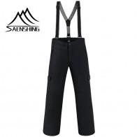 2465.37 руб. |SAENSHING зимние лыжные брюки мужские супер теплые непромокаемые сноубордические брюки лыжные брюки дышащие уличные лыжные недорогие зимние брюки-in Горнолыжные штаны from Спорт и развлечения on Aliexpress.com | Alibaba Group