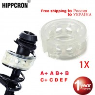 US $4.75 20% OFF|Hippcron Car Shock Absorber Spring Bumpers  Power Auto Buffers 1 Pcs A/B/C/D/E/F Type Cushion Buffer-in Shock Absorber Parts from Automobiles & Motorcycles on Aliexpress.com | Alibaba Group