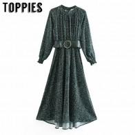 1362.88руб. 30% СКИДКА|Дамское элегантное вечернее платье с поясом зимнее платье макси с длинным рукавом женское ТРАПЕЦИЕВИДНОЕ ПЛАТЬЕ с круглым вырезом on AliExpress - 11.11_Double 11_Singles