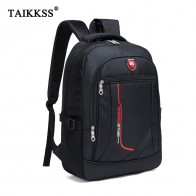 US $10.8 47% OFF|2018 New Men Multifunctional Large capacity Student Schoolbag Casual school Backpack Fashion Male Travel Oxford Man