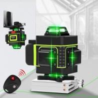 4113.48руб. 59% СКИДКА|16 линий 4D лазерный уровень зеленая линия самонивелирующийся 360 горизонтальный и вертикальный супер мощный лазерный уровень зеленый луч лазерный уровень-in Лазерные уровни from Инструменты on AliExpress