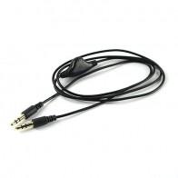 49.07 руб. 16% СКИДКА|3,5 мм M/M стерео наушники аудио УДЛИНИТЕЛЬ шнур с регулятором громкости черный on Aliexpress.com | Alibaba Group