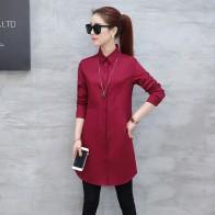 1018.36 руб. 42% СКИДКА|Осенняя блузка, рубашка для женщин, женские длинные белые рубашки, подходящие ко всему, хорошее качество, blusa feminina, Женская Повседневная хлопковая блузка и топы-in Блузки и рубашки from Женская одежда on Aliexpress.com | Alibaba Group