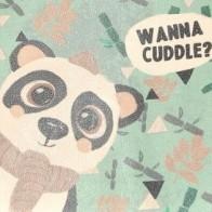 """Рюкзак с принтом """"Wanna Cuddle"""" - Веселые рюкзаки Dogo"""