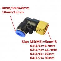 89.28 руб. |PLF OD 4 6 8 10 12 мм внутренняя резьба M5
