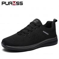 US $11.19 53% OFF|جديد شبكة الرجال حذاء كاجوال لاك متابعة حذاء رجالي خفيفة الوزن مريحة تنفس المشي أحذية رياضية Zapatillas هومبر-في أحذية رجالية غير رسمية من أحذية على Aliexpress.com | مجموعة Alibaba