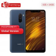 US $279.99 |Global Version Xiaomi Pocophone F1 Phone Poco F1 6GB 64GB Snapdragon 845 Octa Core Liquid Cool 6.18