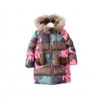 2746.41 руб. |Зимняя куртка для маленьких девочек пальто для девочек детская зимняя куртка детская парка для девочек с настоящим мехом на капюшоне новогодний костюм верхняя одежда для малышей-in Пуховики и парки from Мать и ребенок on Aliexpress.com | Alibaba Group