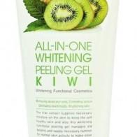 Купить Farmstay пилинг для лица All-In-One Whitening Peeling Gel Kiwi 180 мл по низкой цене с доставкой из маркетплейса Беру