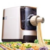 Английская версия Умная Автоматическая паста машина многофункциональная электрическая машина для приготовления лапши